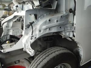 不適切修理 タウンエーストラック トヨタ