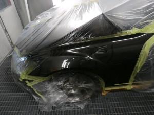 メルセデス ベンツ S500 修理事例