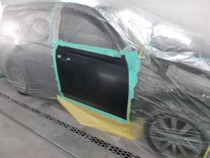 スバル エクシーガ 鈑金塗装