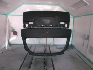ホンダ ステップワゴン 鈑金塗装