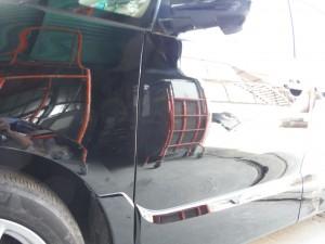 トヨタ エスティマ 保険修理
