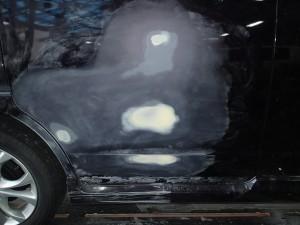 スズキ ソリオバンディット キズ・ヘコミ 板金(鈑金)塗装・修理