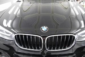 BMW X3 ボディーコーティング