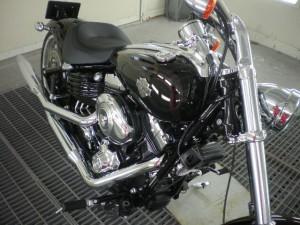 Harley-Davidson コーティング