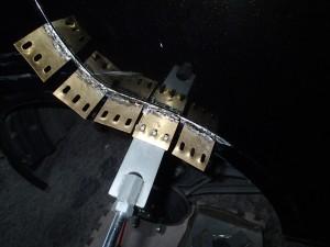 スズキ・スティングレー 板金(鈑金)・塗装修理