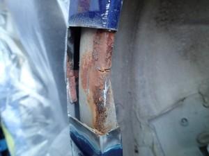 不適切修理 フィット GE6