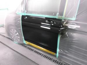 ホンダステップワゴン 鈑金塗装
