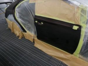 トヨタ SAI(サイ)鈑金塗装
