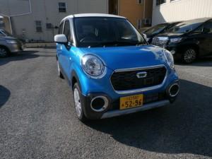 ダイハツ新型車CAST(キャスト)登場