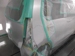 スズキ ワゴンR 追突事故