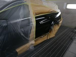 メルセデスベンツE250 キズ修理