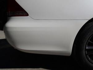 ゼロクラウン リヤバンパー修理
