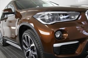 埼玉県さいたま市:ボディコーティング BMW X1