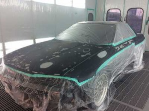 GTR R32 全塗装(プチレストア)
