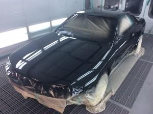 GTR全塗装