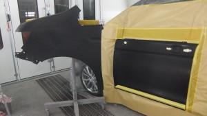 川越市 ステップワゴン 自費修理