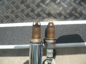 エンジン不調修理(回転低い・吹けない)