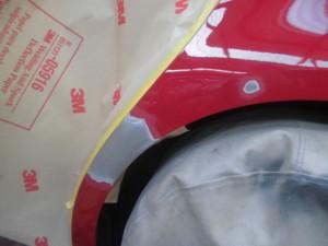 さいたま市:メルセデスベンツAクラスのコスト優先板金修理