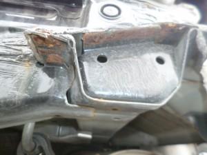 不適切修理事例 修理不具合 ストリーム(RN6)