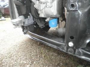 ワゴンR 自腹修理