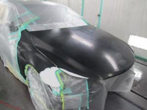トヨタ マークX 事故車修理
