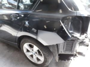 BMW キズへこみ(事故)修理 埼玉県川口市