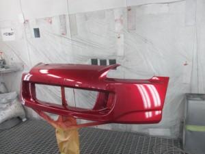 ホンダS2000 キズ修理&グラスコーティング