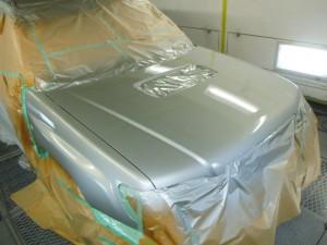 スバル フォレスター 塗装劣化